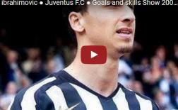 Ibrahimovic một thời khuấy đảo Serie A
