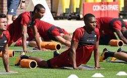 Sturridge trở lại, Coutinho tiếp tục vắng mặt trong buổi tập của Liverpool