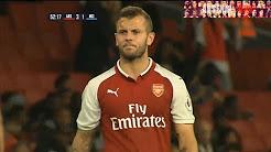 Màn trình diễn của Jack Wilshere (Arsenal U23) vs Man City U23
