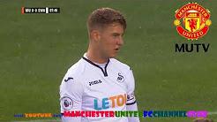 Toàn trận: Manchester United U23 1-1 Swansea City U23