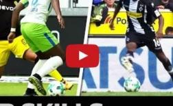 Những pha xử lý đỉnh cao vòng 1 Bundesliga