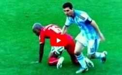 60 pha xử lý đỉnh cao của Lionel Messi ở tuyển Argentina