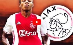 Tài năng đặc biệt của David Neres (Ajax)