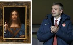 Tỷ phú Monaco làm giàu nhờ... tranh