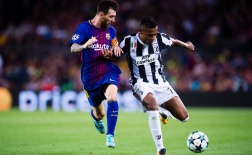 Highlights: Juventus 0-0 Barcelona (Bảng D Champions League)