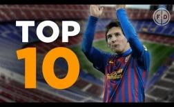 10 khoảnh khắc làm nên tên tuổi Barcelona