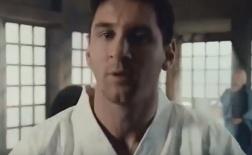 Messi cực ngầu khi hóa thân thành cao thủ kungfu