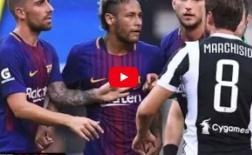 Những khoảnh khắc máu lửa nhất của Neymar