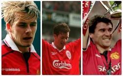 Top 10 cái tên bán vé hàng đầu Premier League những năm 1990