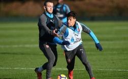Sanchez chạy hùng hục trên sân, quyết tri ân Arsenal bằng một trận thắng
