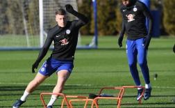 Tập luyện tích cực, tân binh Chelsea sẵn sàng ra mắt