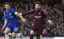 Highlights: Chelsea 1-1 Bacerlona (Vòng 1/16 Champions League)