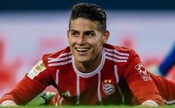 James Rodriguez hồi sinh thế nào tại Bayern?