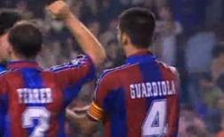 Guardiola từng kiểm soát hàng tiền vệ của Barcelona thế nào?