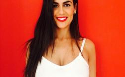 Berta Requeno - người yêu cũ xinh đẹp của sao Arsenal
