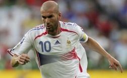 Khả năng xoay trở có một không hai của Zidane
