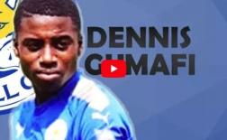 Tài năng đặc biệt của Dennis Gymafi (Leicester City)