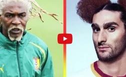 Top 25 kiểu tóc khó đỡ nhất làng bóng đá