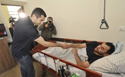 Mkhitaryan làm ấm lòng người dân quê nhà