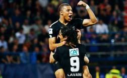 Highlights: Caen 1-3 PSG (Cúp quốc gia Pháp)