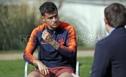 Coutinho hào hứng trước cơ hội lần đầu với Barcelona
