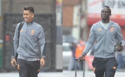 Dàn sao Liverpool có mặt ở Anfield, chờ làm gỏi AS Roma