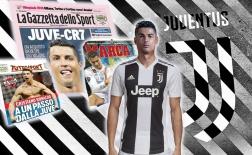 Vì sao Cristiano Ronaldo lại chọn Juventus?