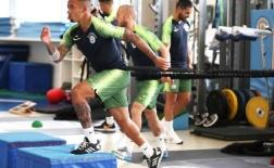 Chạy 'méo miệng', Jesus quyết tâm ghi điểm trước Pep Guardiola