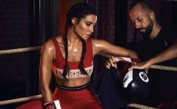 Ramos tính tẩn hậu bối, bồ già cực ngầu đấm Boxing