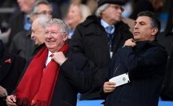 Sân Etihad đón vị khách đặc biệt đến cổ vũ Man Utd