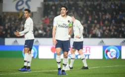Highlights: Strasbourg 1-1 PSG (Vòng 16 Ligue 1)