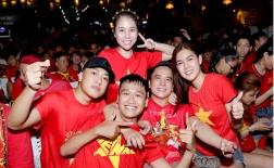 Sao Việt bùng nổ khi Việt Nam chạm 1 tay vào cúp vàng