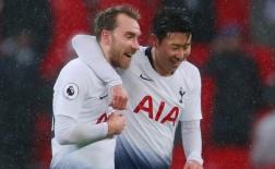 'Thần tài' ghi bàn phút bù giờ, Tottenham gieo sầu cho Chelsea và Arsenal
