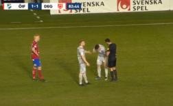CHOÁNG! Vào sân 1 giây, cầu thủ dự bị liền gặp chấn thương