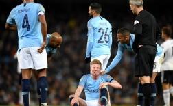 Mùa giải 2018/19 của De Bruyne: Đầy đau đơn