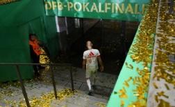 Bayern vô địch, chỉ mình công thần này lầm lũi đi vào đường hầm