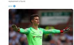 CĐV Chelsea: 'Không phải Lampard, Kepa mới là người thay Sarri'