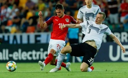 Hòa nhọc nhằn Áo, U21 Đức giành vé dự Olympic Tokyo 2020