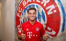 CHÍNH THỨC: Coutinho trở thành người của Bayern Munich, mang áo số 10