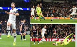 Song tấu Kane-Son lập công, Tottenham thắng trắng 5 bàn