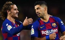 Siêu tiền đạo Barca tuyên bố gây sốc: 'Tôi không biết rê bóng'