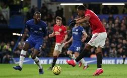 10 thống kê trận Chelsea 0-2 M.U: Siêu tân binh; Ác mộng của The Blues
