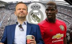 Real & Juve cách cả dặm: Pogba 150 triệu, Ed 'Gỗ' đáng được M.U tạc tượng