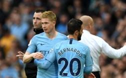 Lợi dụng án phạt, Barca ủ mưu đánh cắp 'sao hạng A' của Man City