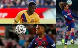 10 ngôi sao có giá trị chuyển nhượng cao nhất Barca: Bất ngờ với số 3!