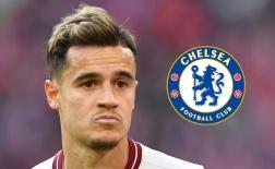 Chelsea chơi 'chiêu độc', Coutinho đếm ngày trở lại Premier League