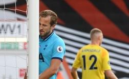Quá nhạt nhòa, Tottenham thoát thua trong gang tấc tại Vitality Stadium
