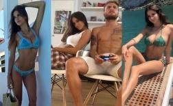 Ngắm Jessica Melena - Cô vợ quyến rũ của Chiếc giày vàng châu Âu