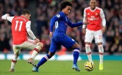 Từ Willian đến Rakitic: 10 sao được liên kết với Arsenal ở chợ Hè 2020