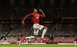 'Tài năng trẻ' lại ghi bàn, Man Ud thắng nhọc LASK